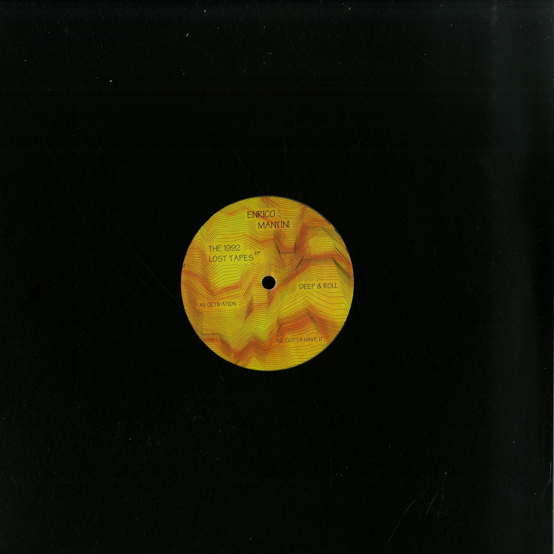 Enrico Mantini - OCTIVATION EP