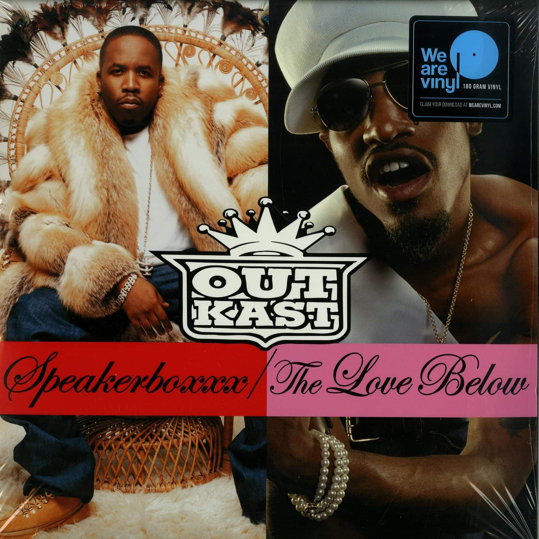 Outkast - SPEAKERBOXX / THE LOVE BELOW