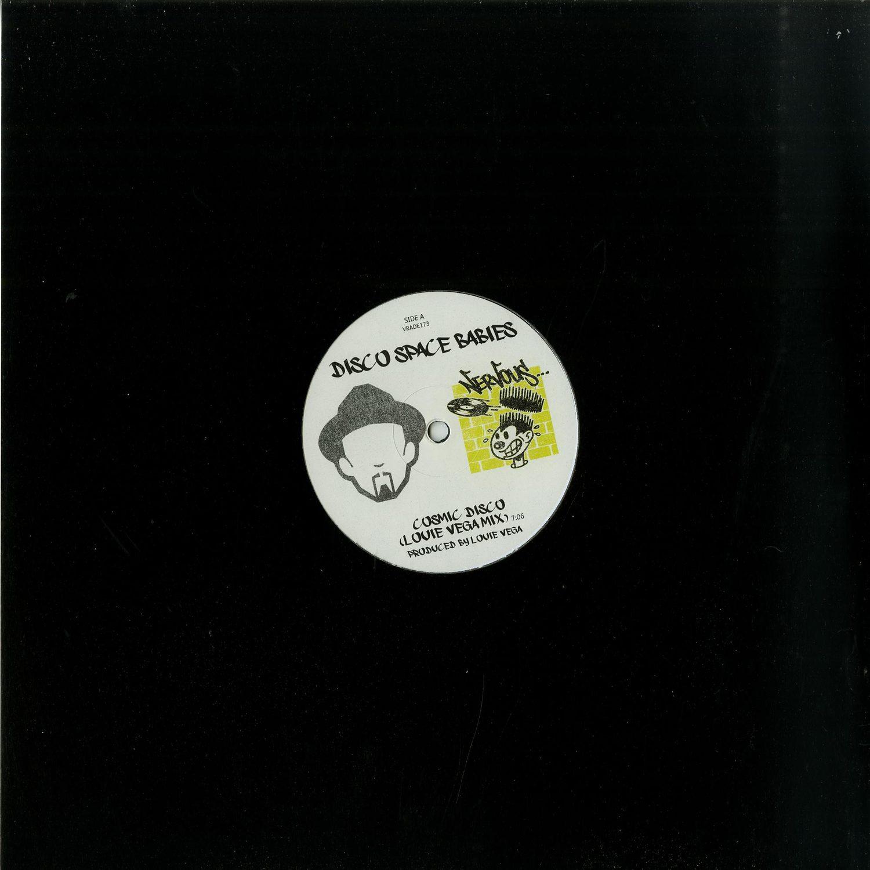 Disco Space Babies/ Sylvester - COSMIC DISCO/ DANCE