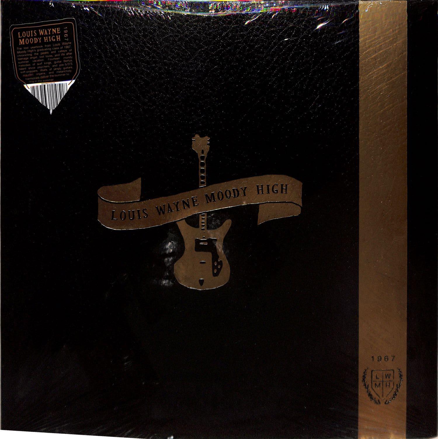 Various Artists - LOUIS WAYNE MOODY HIGH: 1967