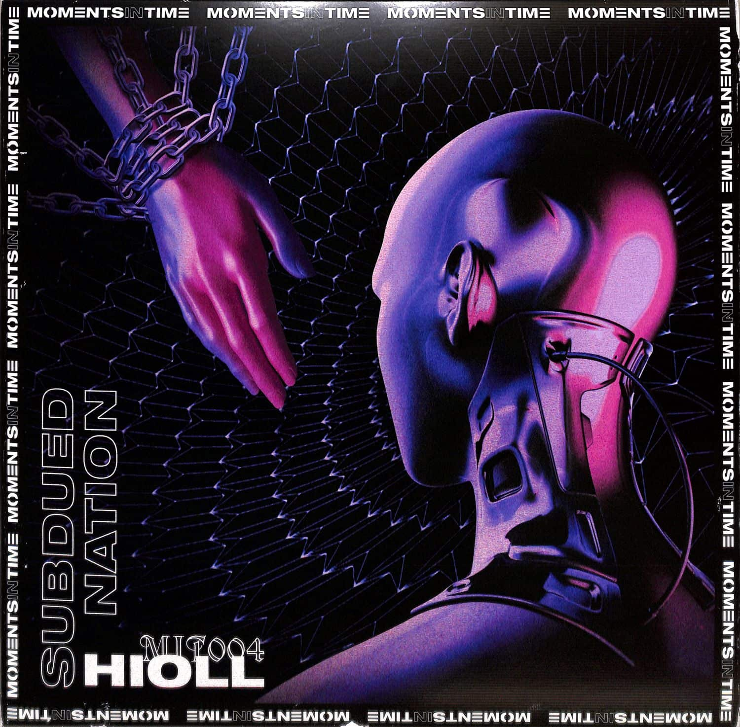 Hioll - SUBDUED NATION EP