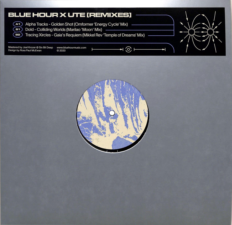 Blue Hour - BLUE HOUR X UTE