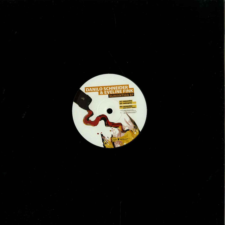 Danilo Schneider & Eveline Fink - NUMANTHIA EP
