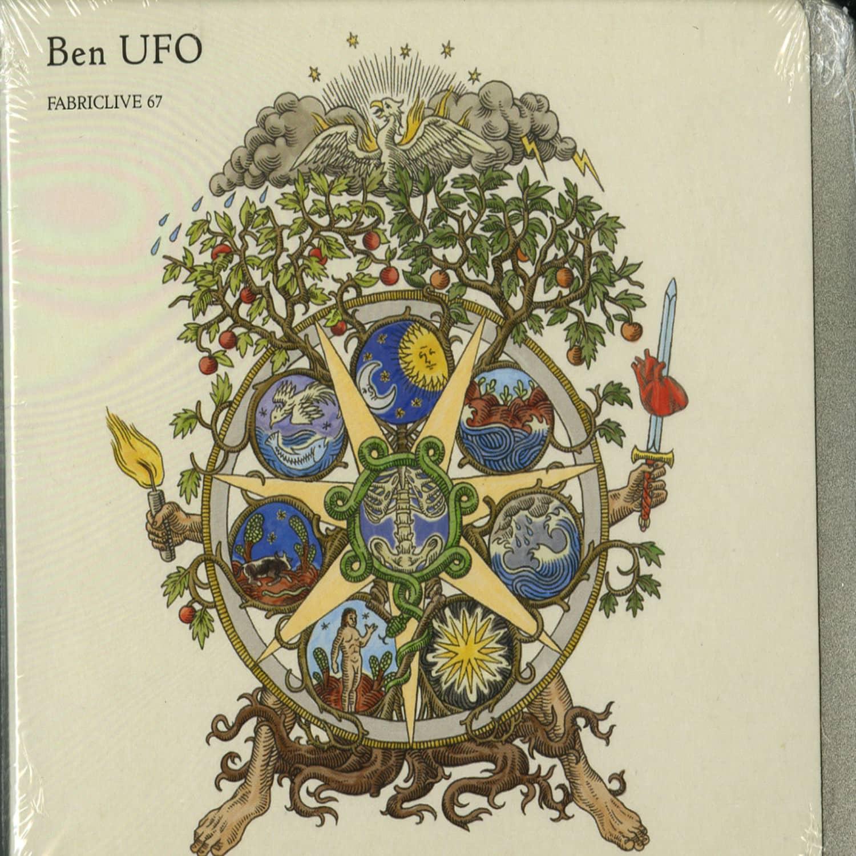 Ben UFO - FABRICLIVE 67
