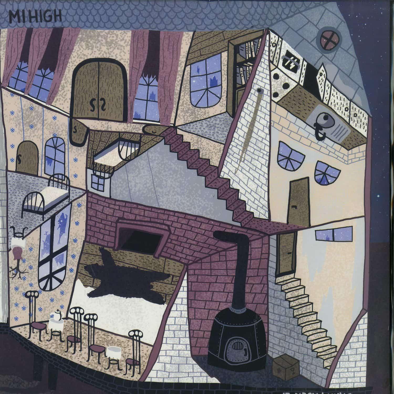 MIHIGH - DARK FADER EP