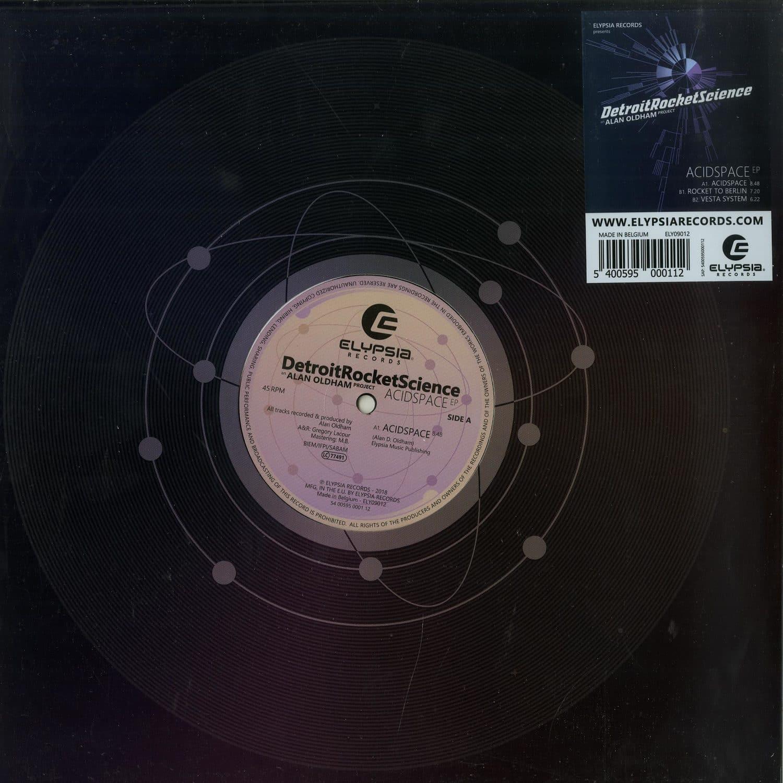 Detroitrocketscience - ACIDSPACE EP