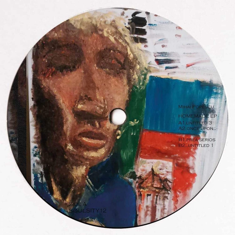 Mihai Popescu - HOMEMADE EP