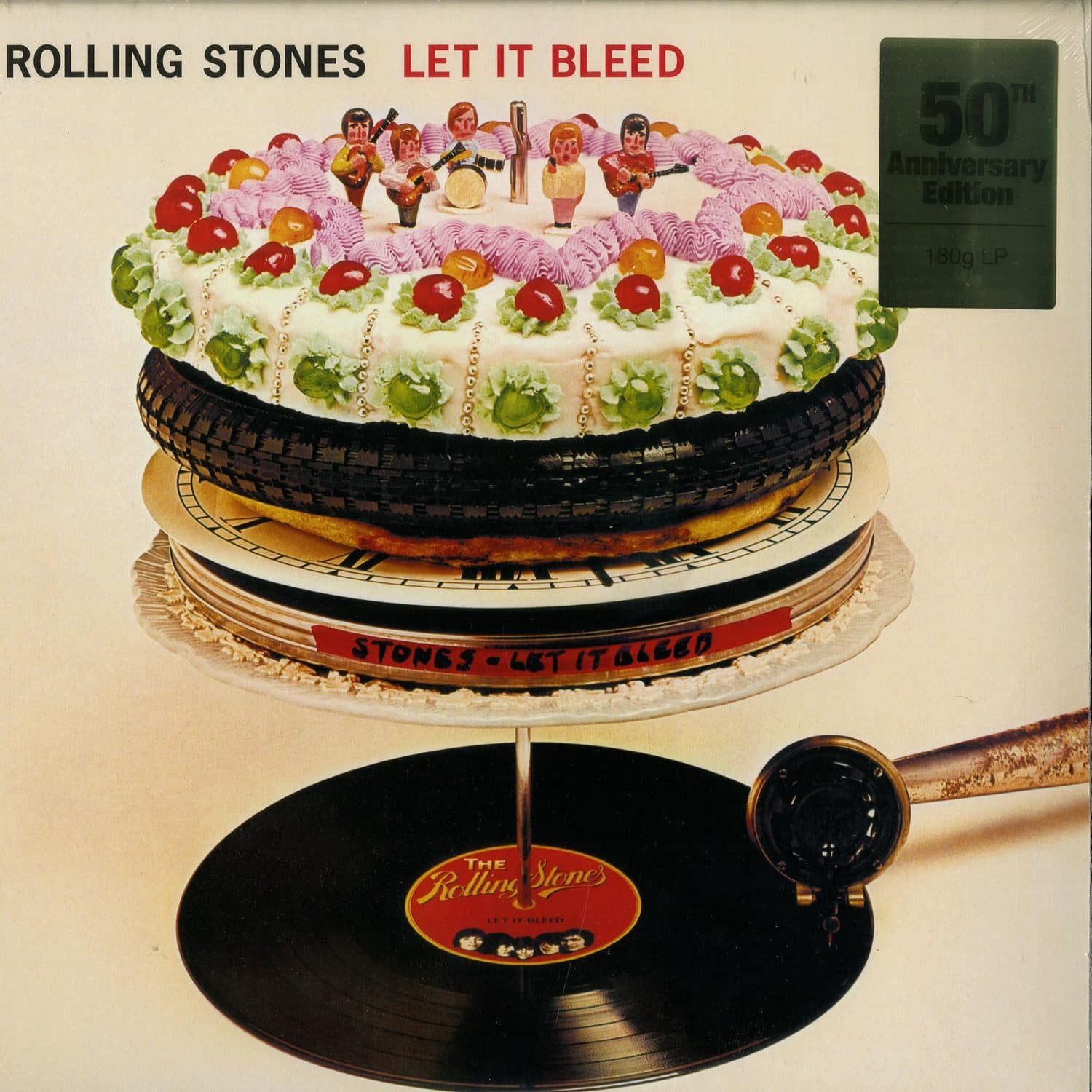 The Rolling Stones - LET IT BLEED - 50TH ANNIVERSARY