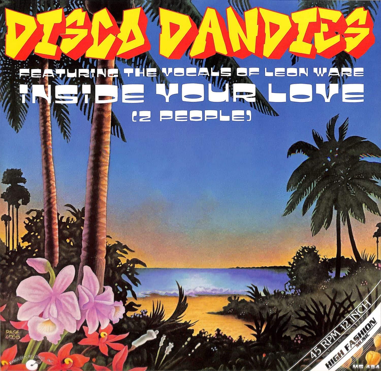 Disco Dandies feat Leon Ware - INSIDE YOUR LOVE