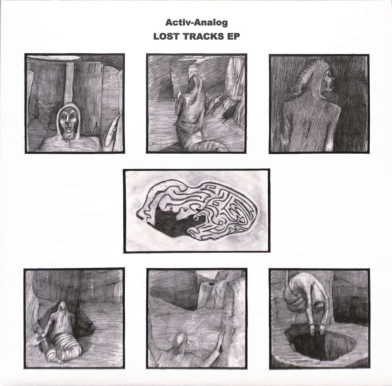 Activ-Analog - LOST TRACKS EP