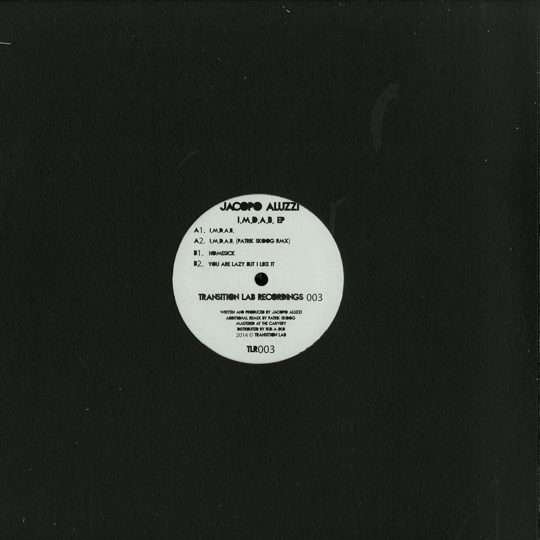 Jacopo Aluzzi - I.M.D.A.B EP