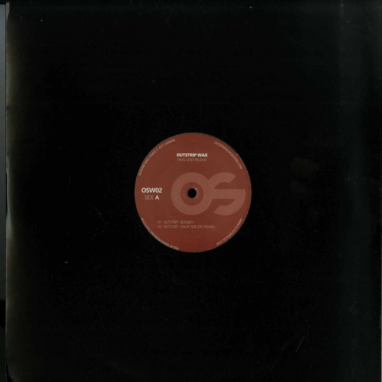 Outstrip - BOOBEN EP