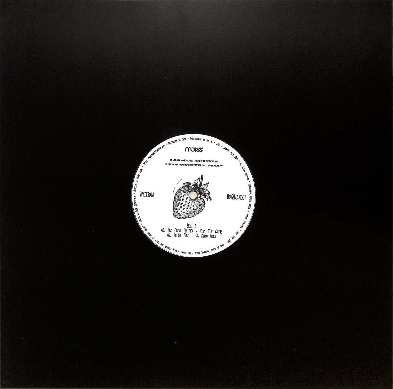 The Funk District / Munky Fike / C Da Afro / Alexny - STRAWBERRY JAM