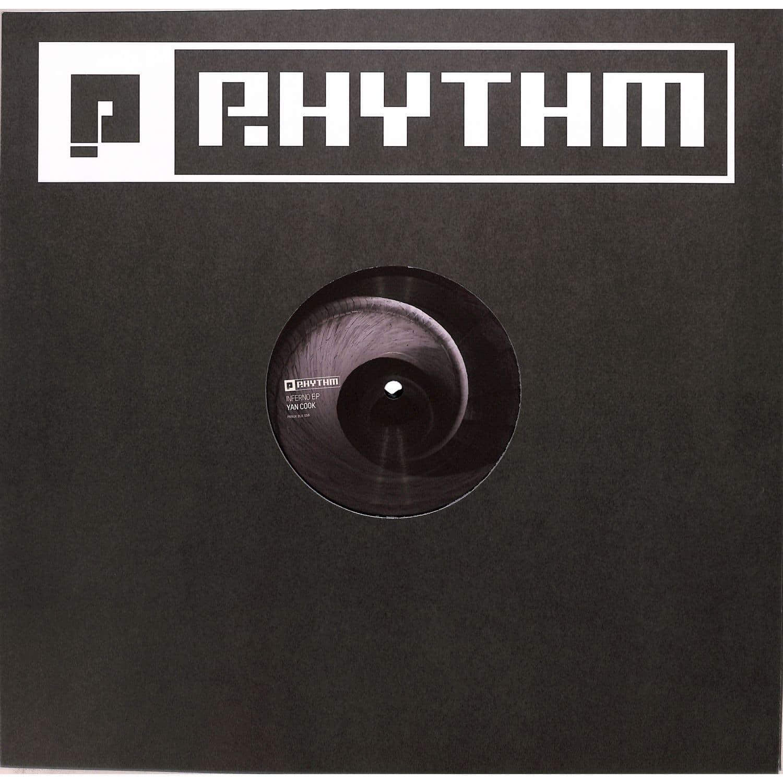 Yan Cook - INFERNO EP