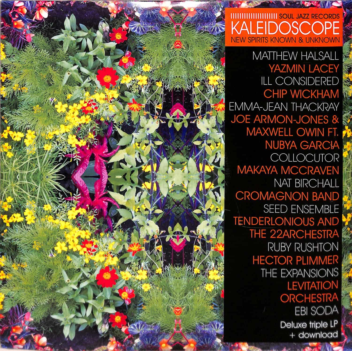 Various Artists - KALEIDOSCOPE! NEW SPIRITS KNOWN AND UNKNOWN