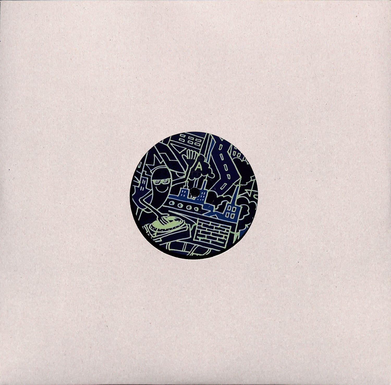Johannes Albert & Tilman - CITY REFUND EP