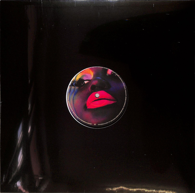 Jerome Sydenham Fatima Njai feat Mario Punchard - TRANS AFRO EXPRESS