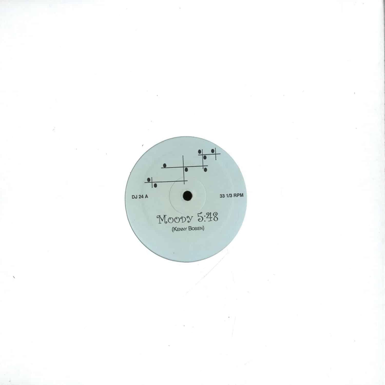 Kenny Bobien / Mr Fingers - MOODY/CAN U FEEL IT