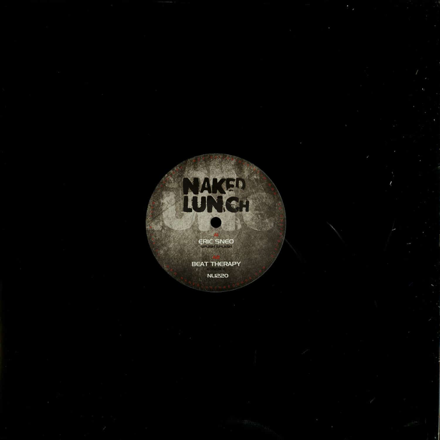 Various Artists - NAKED LUNCH 20