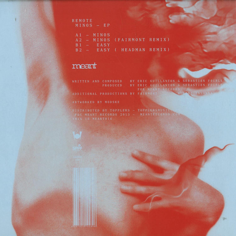 Remote - MINOS EP