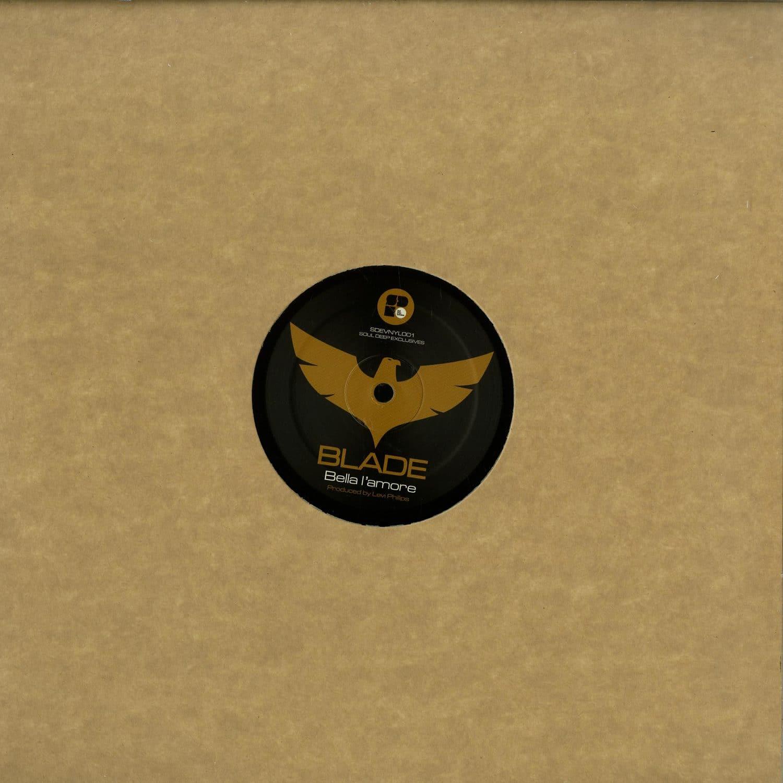 Blade - BLACKBIRD EP