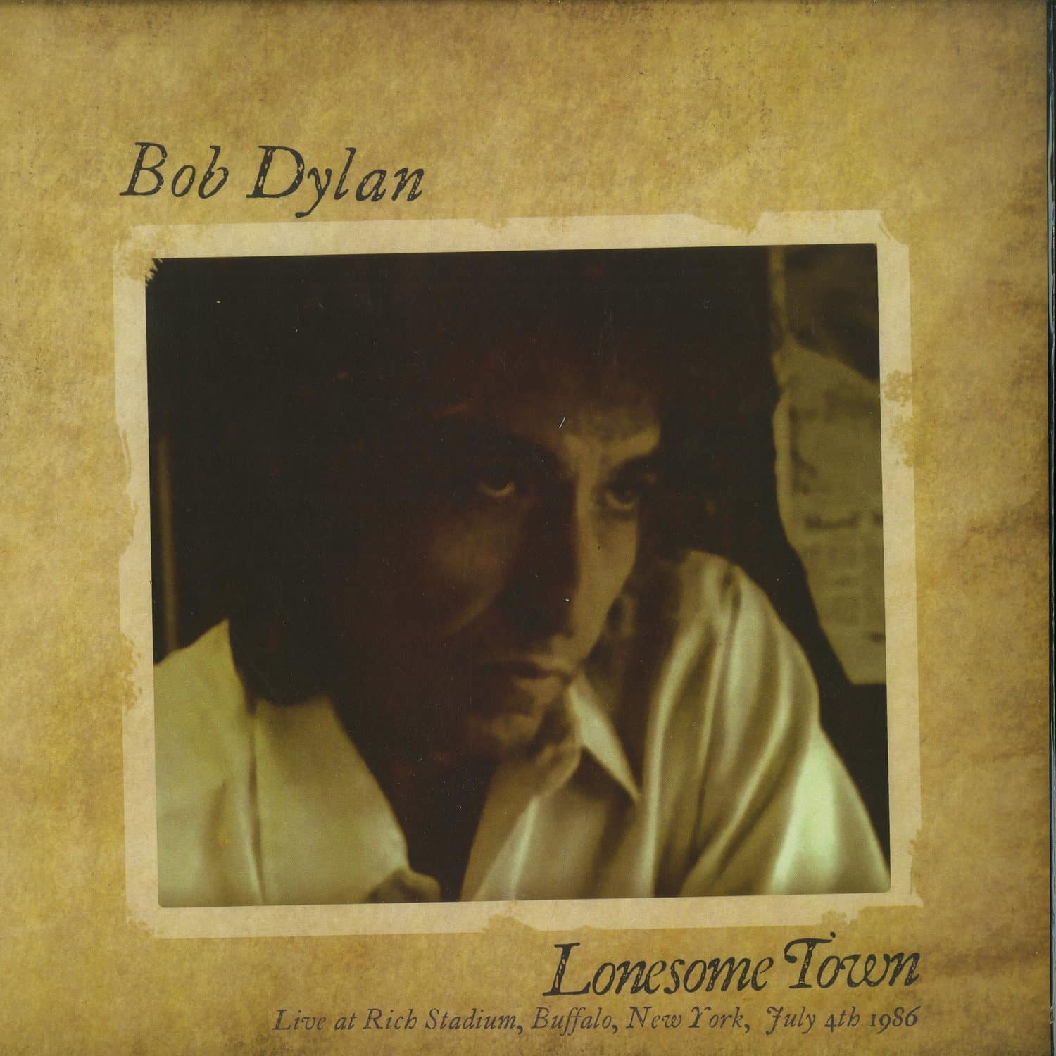 Bob Dylan - LONESOME TOWN