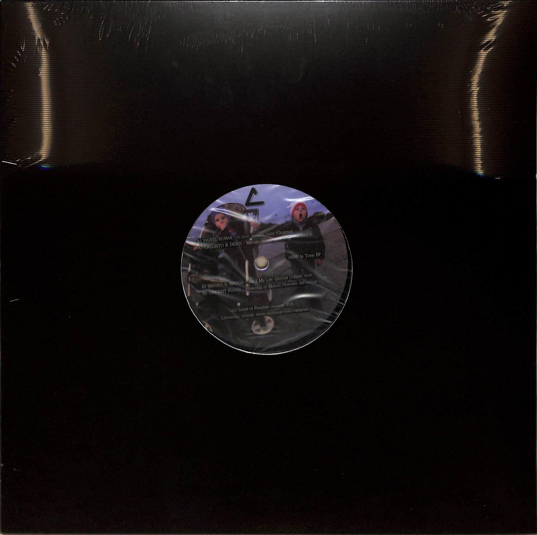 Pawel Kobak / Callisto / Dkma / Mateo & Matos / Vincent Floyd - DEEP IN TIME EP
