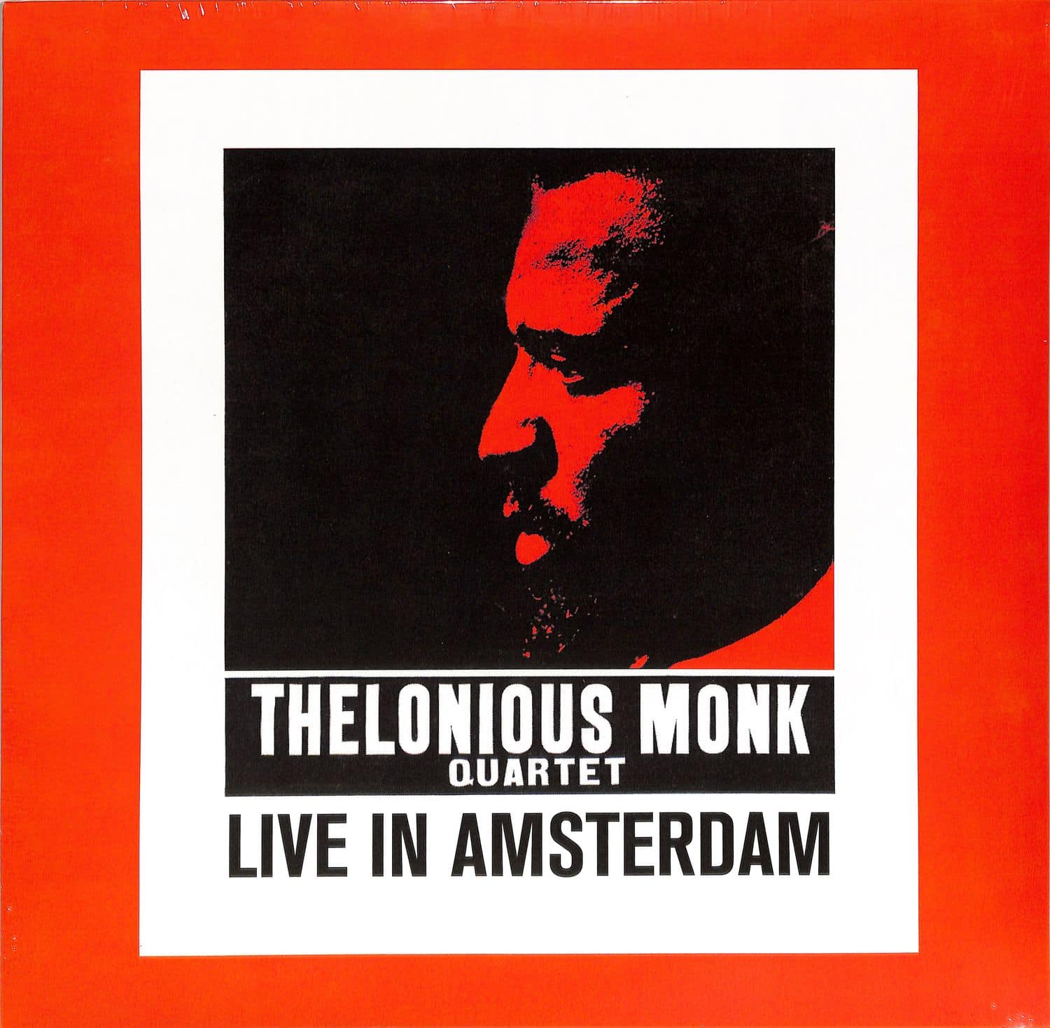 Thelonious Monk Quartet - LIVE IN AMSTERDAM