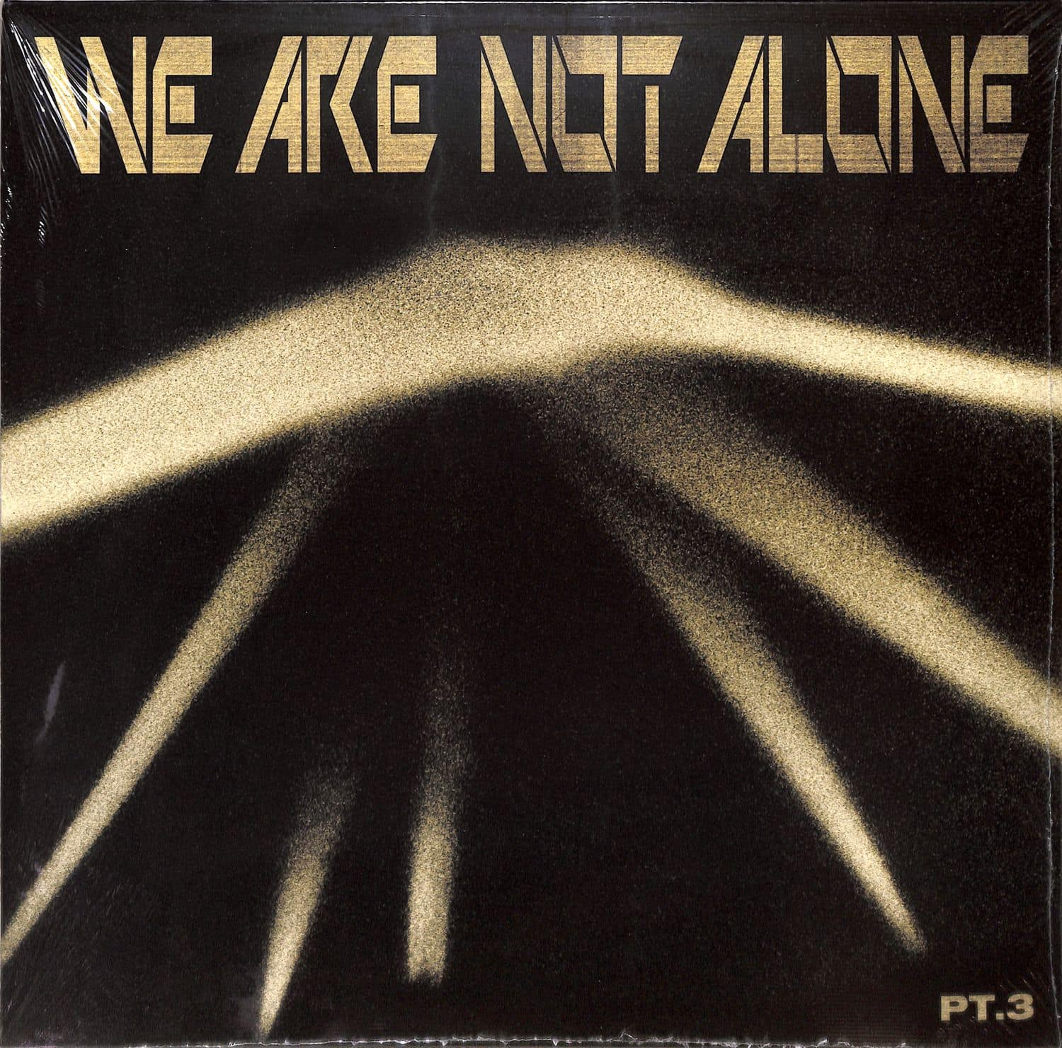 Various Artists - WE ARE NOT ALONE - PART 3
