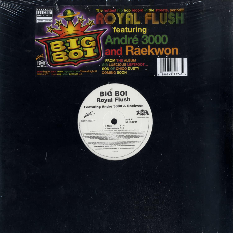 Big Boi - ROYAL FLUSH