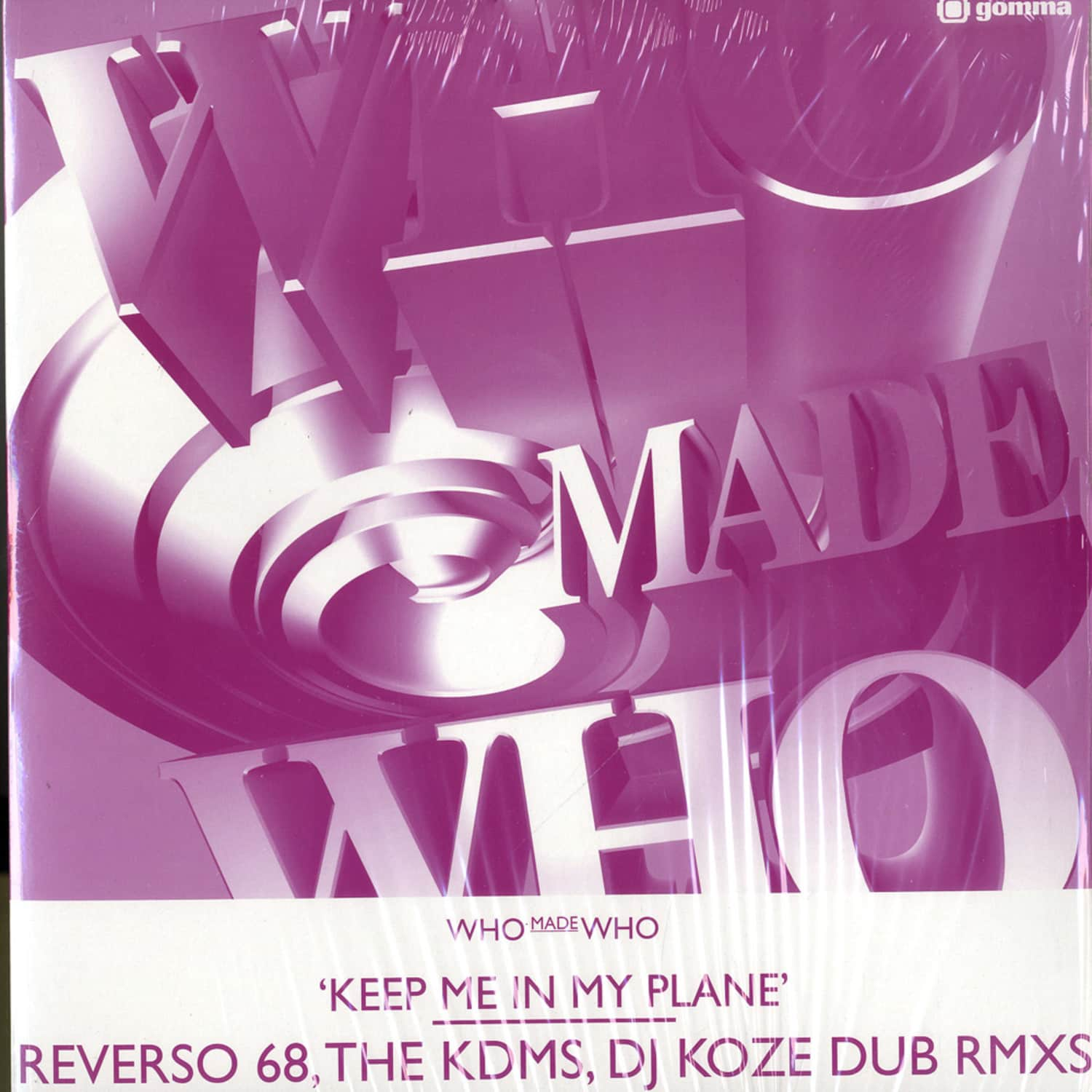 Who Made Who - Keep Me In My Plane Part 2
