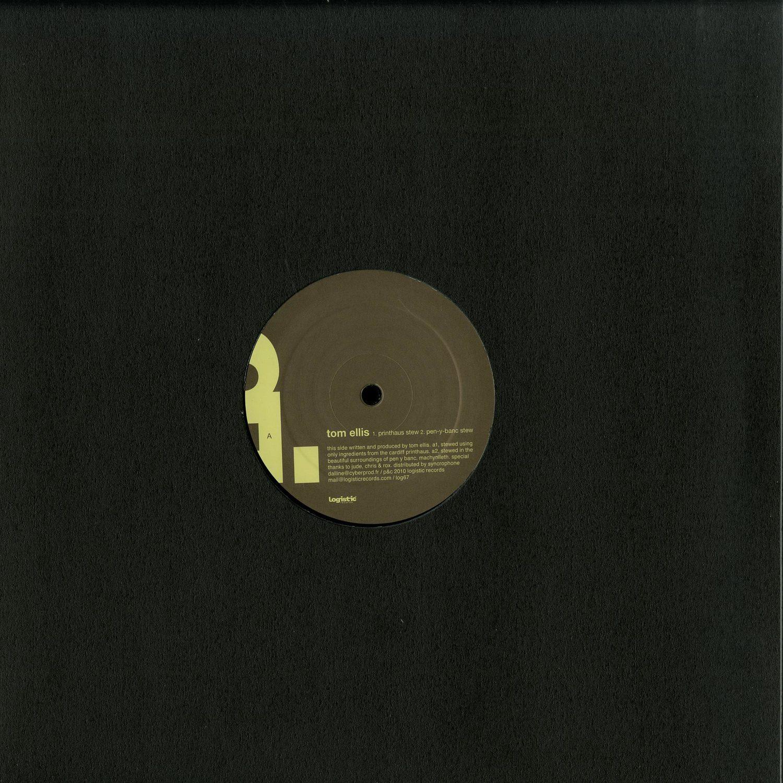 Tom Ellis - PRINTHAUS STEW / BRAIN STEW - BABY FORD RMX PT.2