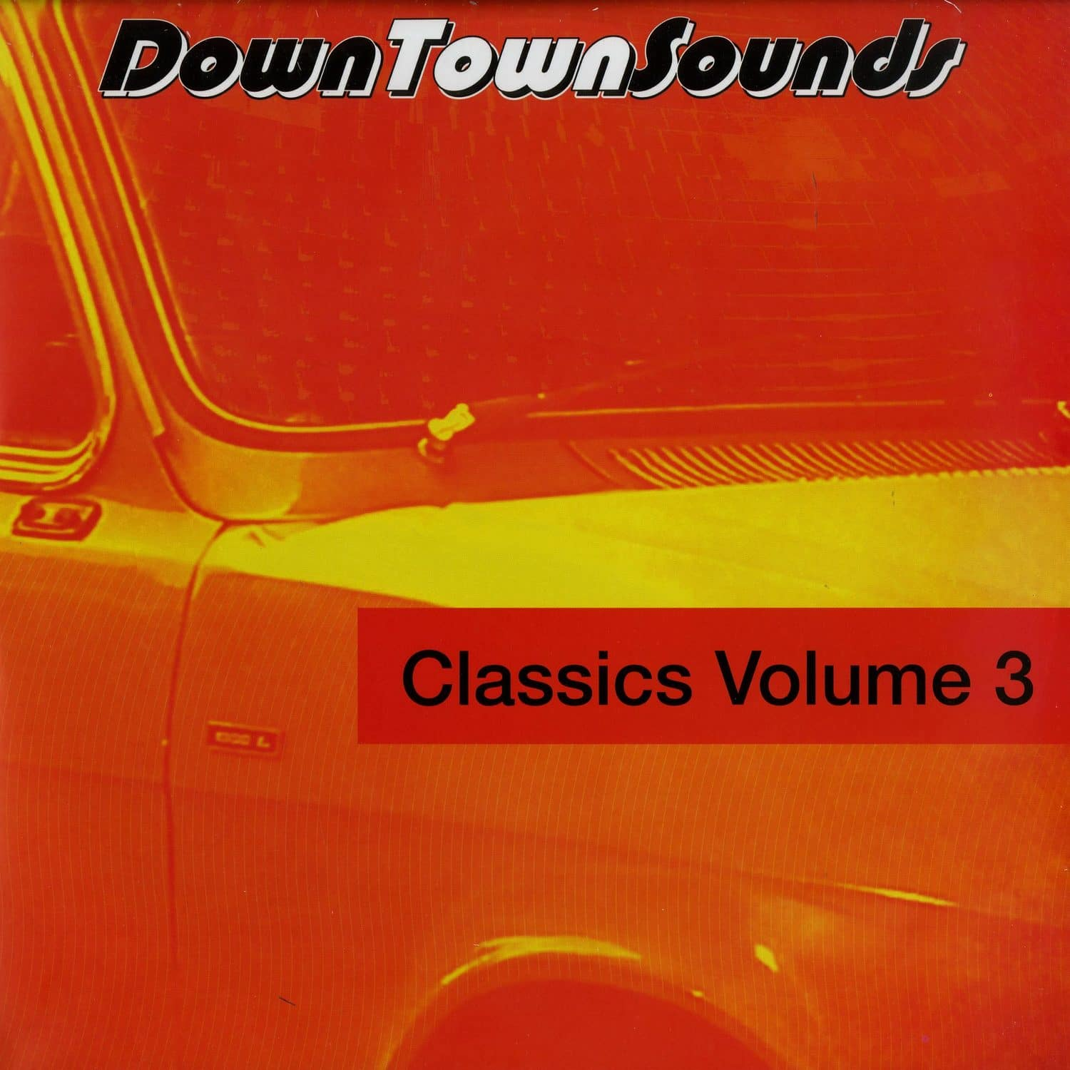 DownTownSounds - CLASSICS VOL 3