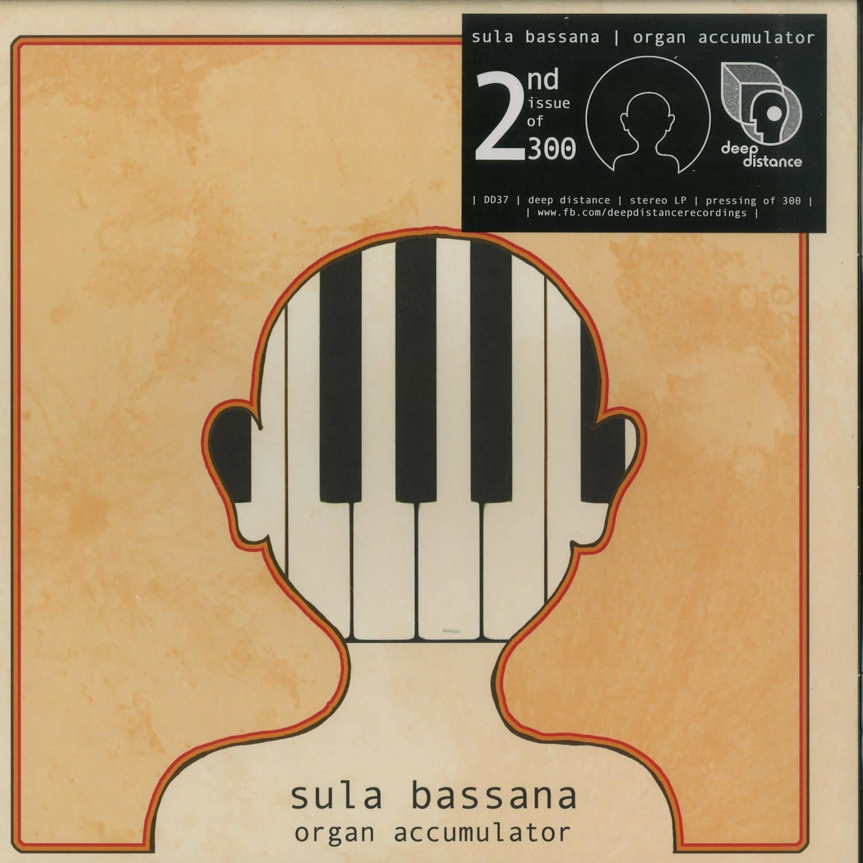 Sula Bassana - ORGAN ACCUMULATOR