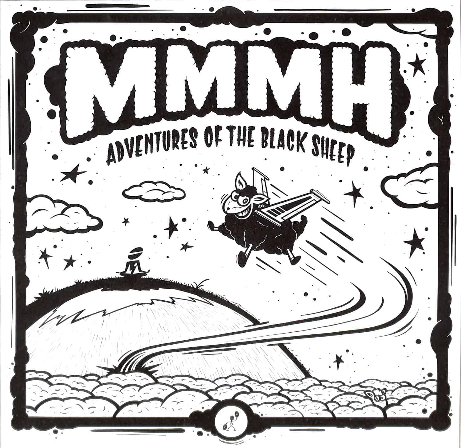 Mmmh - ADVENTURES OF THE BLACK SHEEP