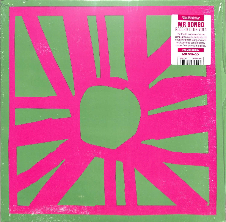Various Artists - MR BONGO RECORD CLUB VOLUME FOUR