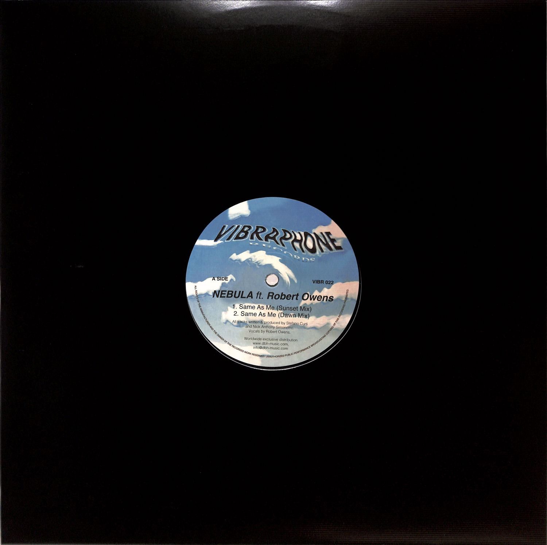 Nebula feat. Robert Owens - SAME AS ME