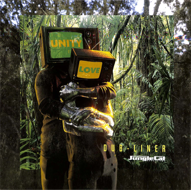 Dub-liner Feat. General T.k. - RACIAL WAR FEAT. GENERAL T.K. / GIVE A L