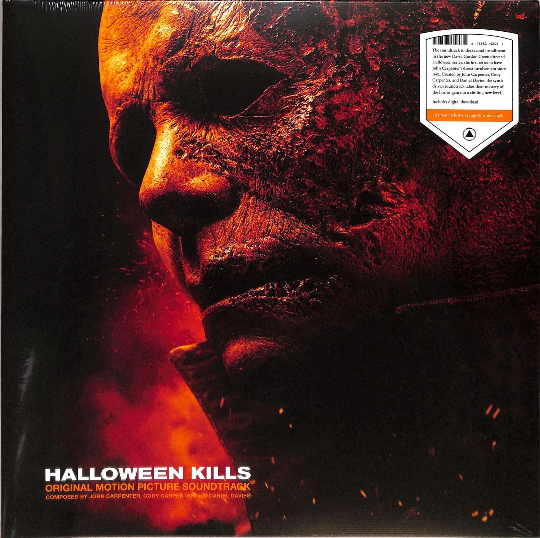 John Carpenter / Cody Carpenter / Daniel Davies - HALLOWEEN KILLS O.S.T.