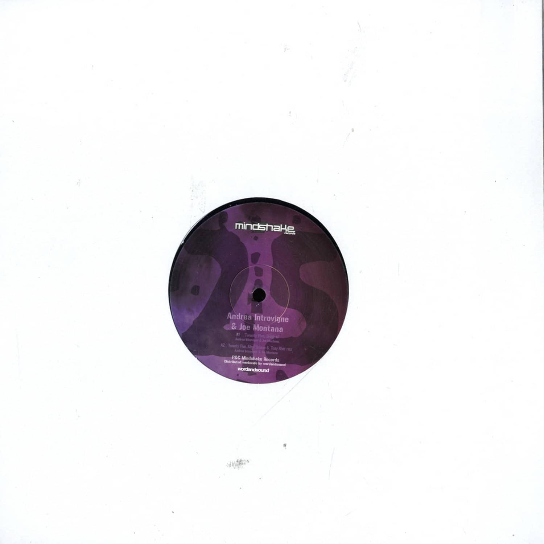 Andrea Introvigne & Joe Montana - 25