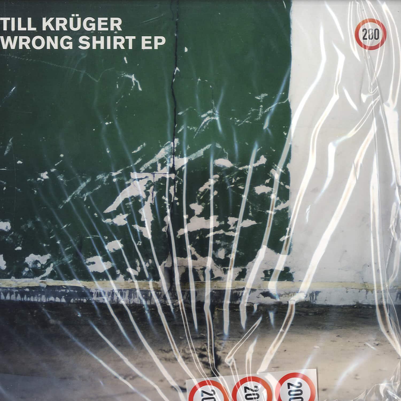 Till Krueger - WRONG SHIRT + THE GREEN / LAST TRACK