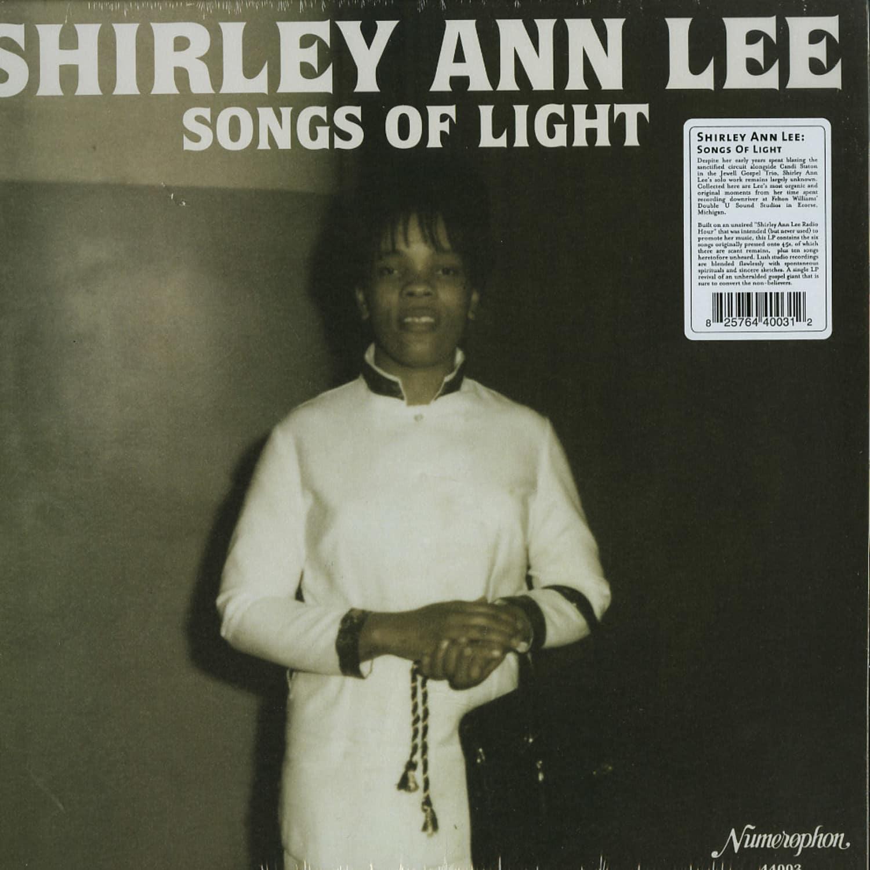 Shirley Ann Lee - SONGS OF LIGHT