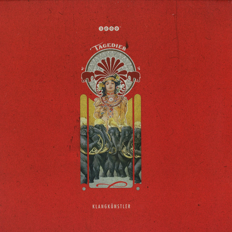 Klangkuenstler - TAGEDIEB EP
