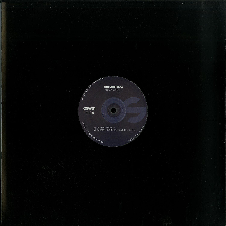 Outstrip - ROMUN EP