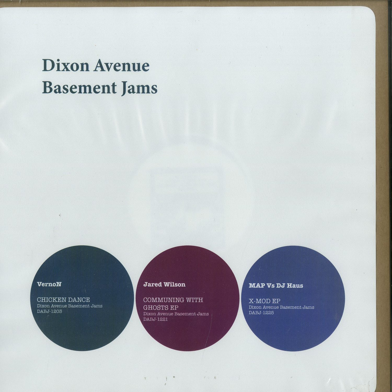 Vernon, Jared Wilson, MAP vs DJ Haus - DIXON AVENUE BASEMENT JAMS SALES PACK