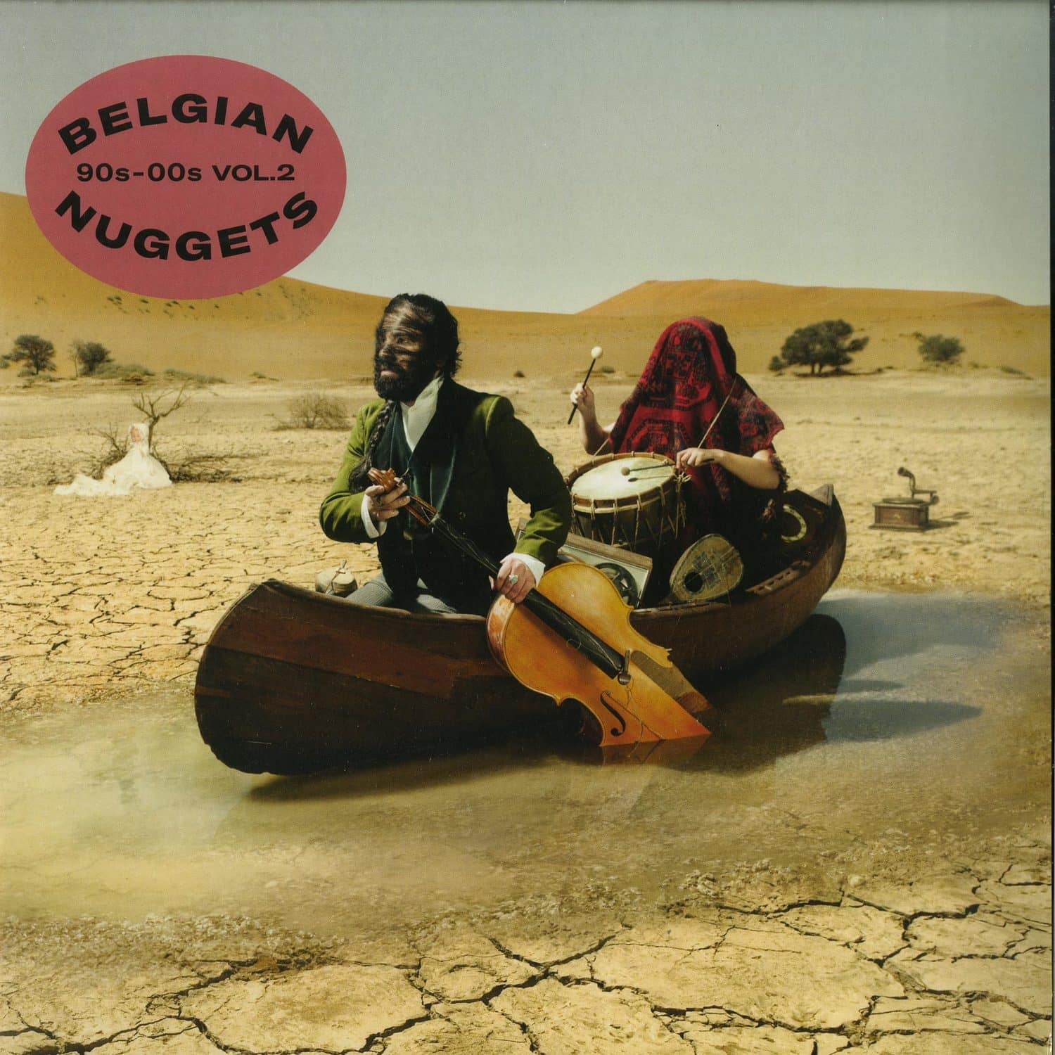 Various Artists - BELGIAN NUGGETS 90s-00s VOL.2