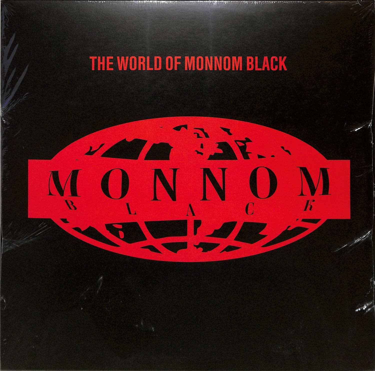 Various Artists - THE WORLD OF MONNOM BLACK