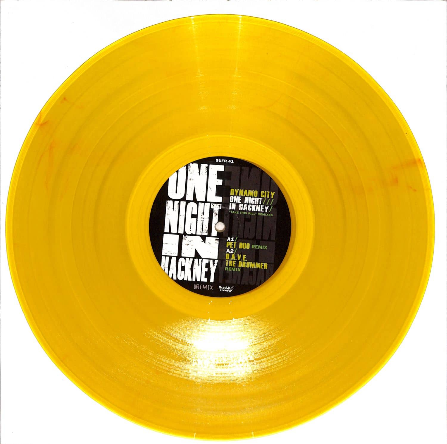 Dynamo City - ONE NIGHT IN HACKNEY - TAKE THIS PILL REMIXES