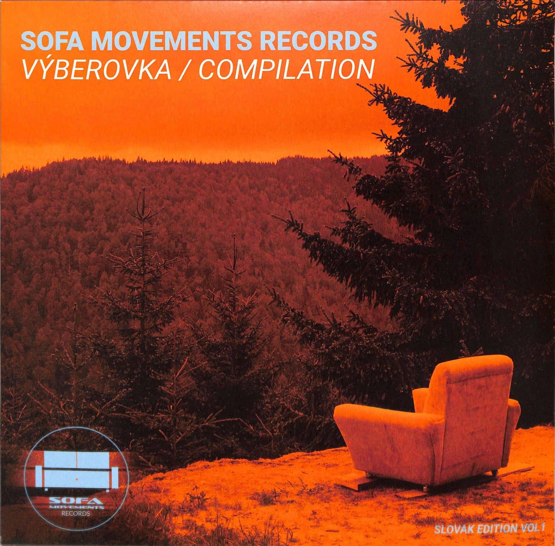 Various Artists - VYBEROVKA / COMPILATION VOL. 1