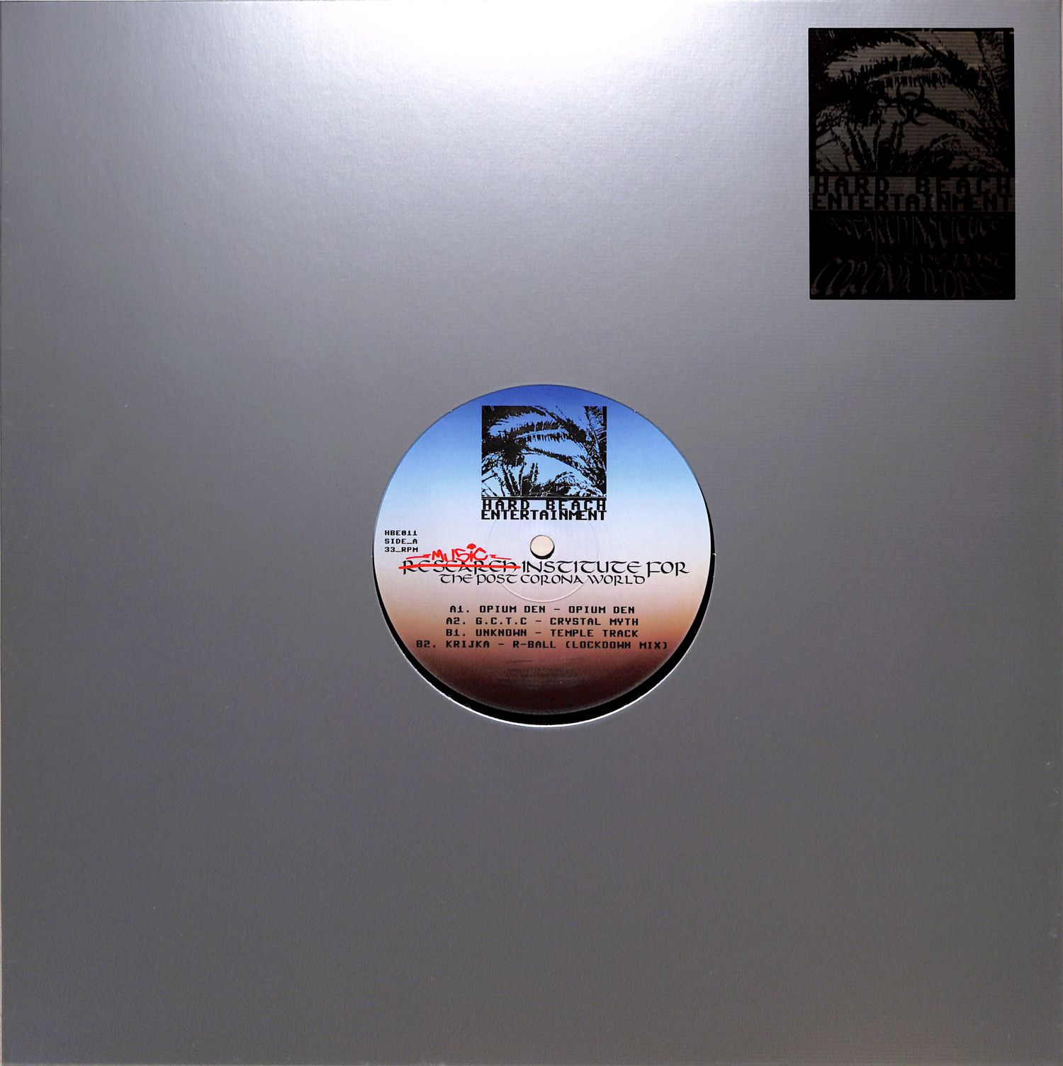 Various Artists - MUSIC INSTITUTE FOR THE POST CORONA WORLD